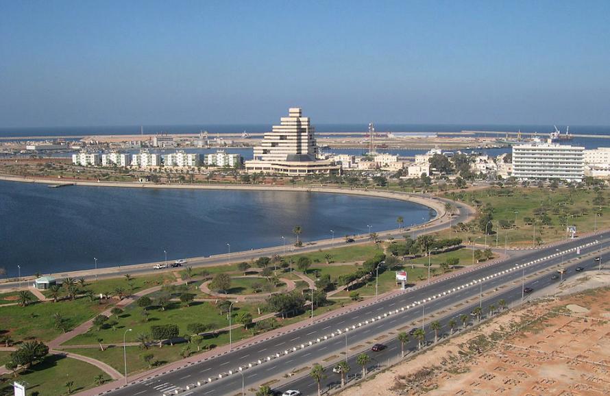Dịch vụ chuyển phát nhanh hàng hóa đi Libya