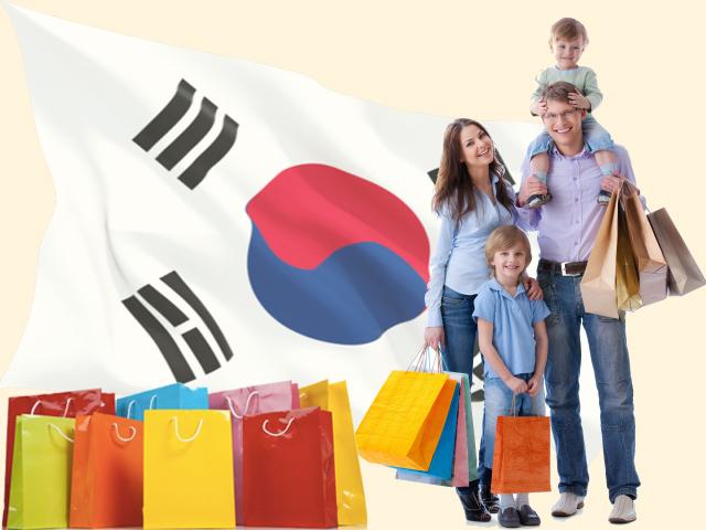 Chuyển phát nhanh hàng Hàn Quốc