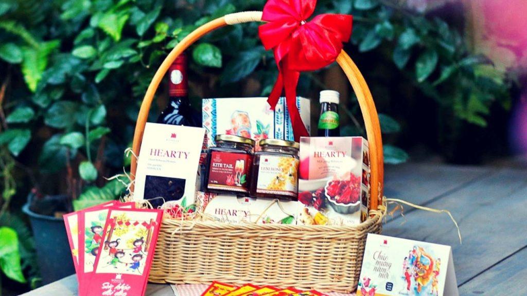 Quy trình gửi quà tặng đi Mỹ tại Indochinapost