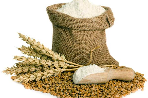 nhập khẩu bột mỳ