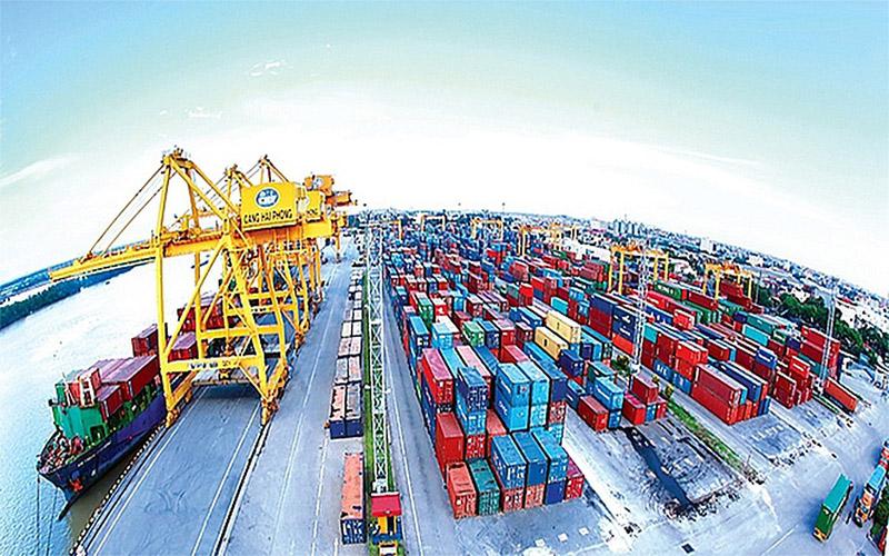 hàng hóa trong vận tải biển