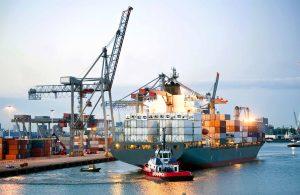giá cước vận tải đường biển