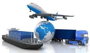 hệ thống hạ tầng logistics