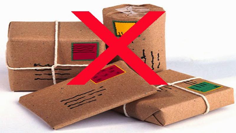 mặt hàng cấm nhập khẩu