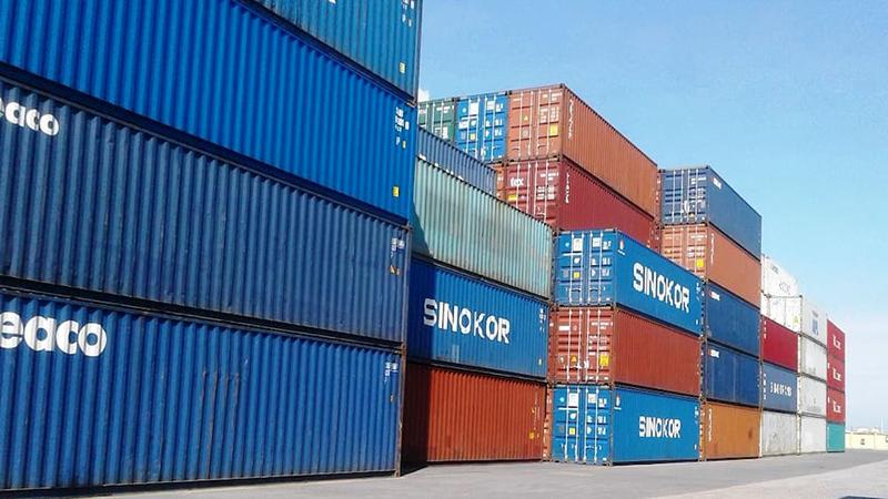 Container khô/ thường