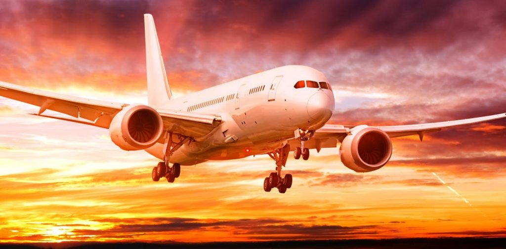 Vận chuyển bằng máy bay