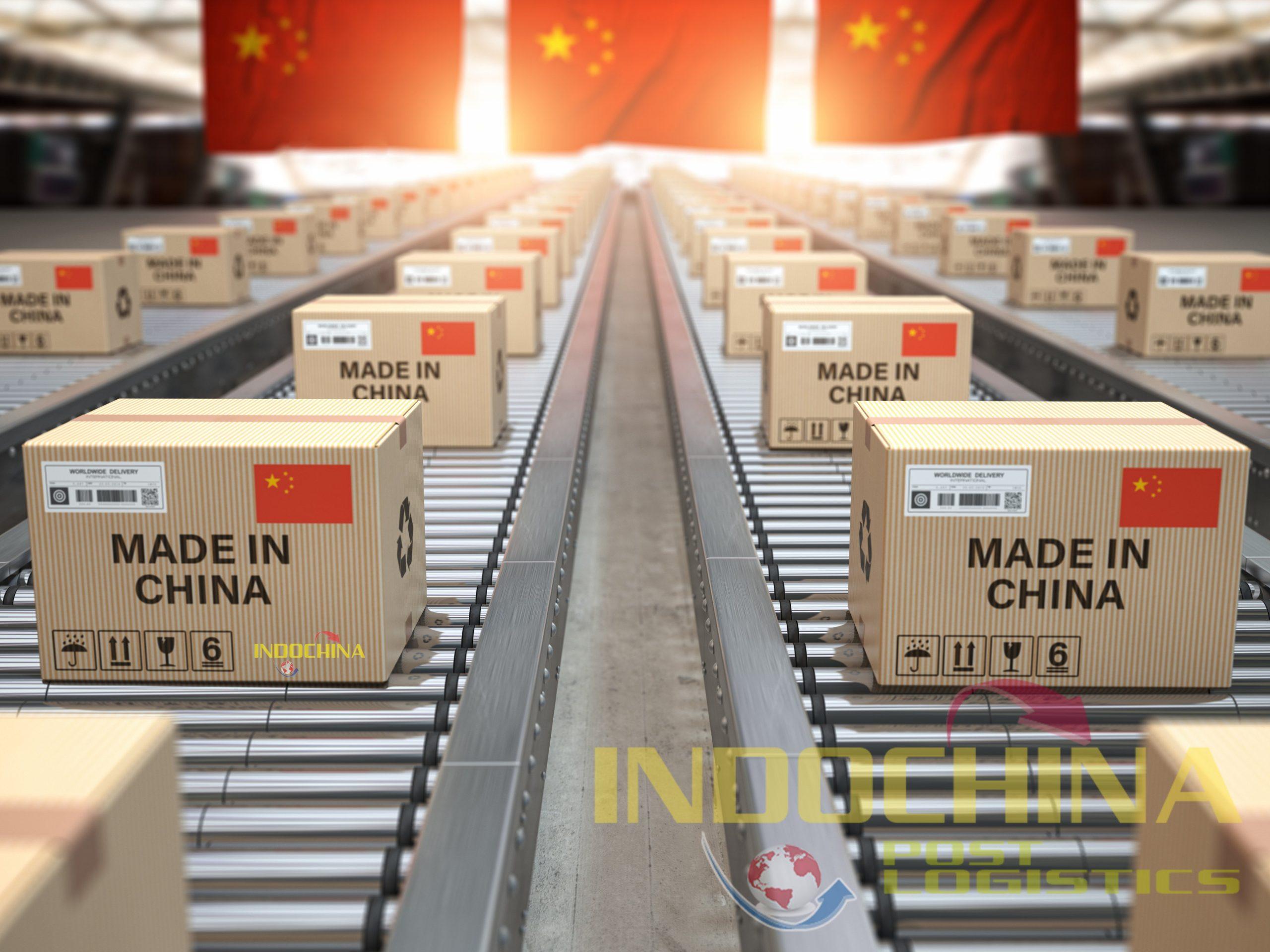 Indochinapost nhận chuyển phát nhanh đến các nước trên thế giới